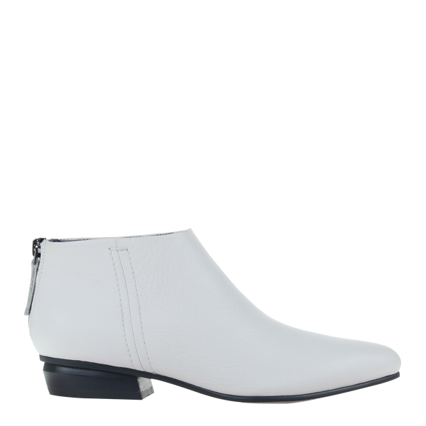 womens boot chi in dove grey left