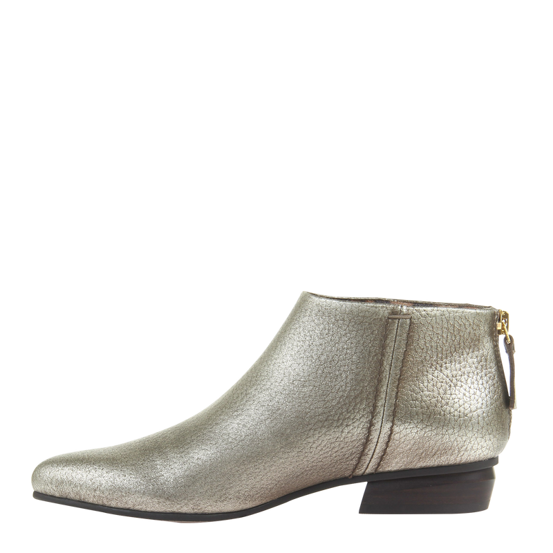 womens boot chi in soft gold left