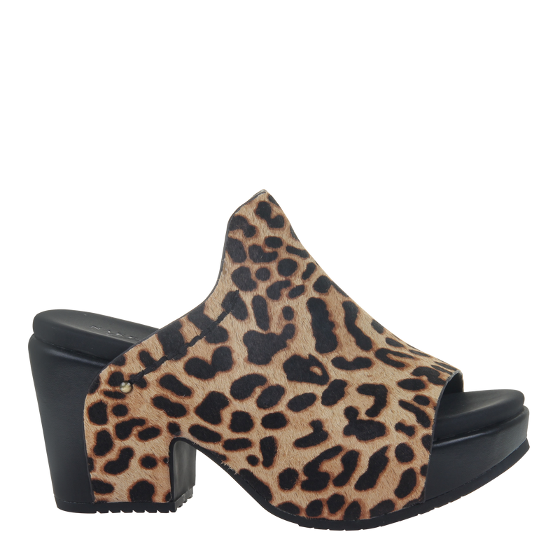 Womens wedge Corinth 2 Camel right