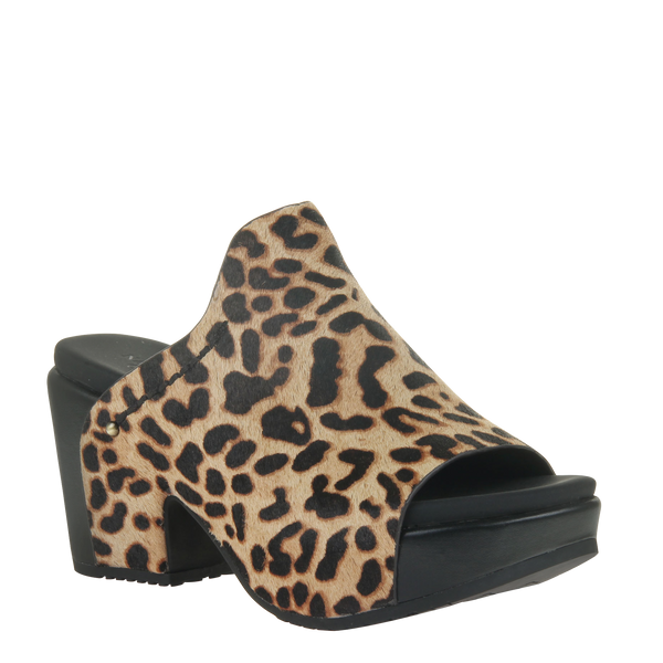 Womens wedge Corinth 2 Camel