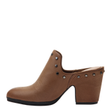 Womens mule Diem in rubber left