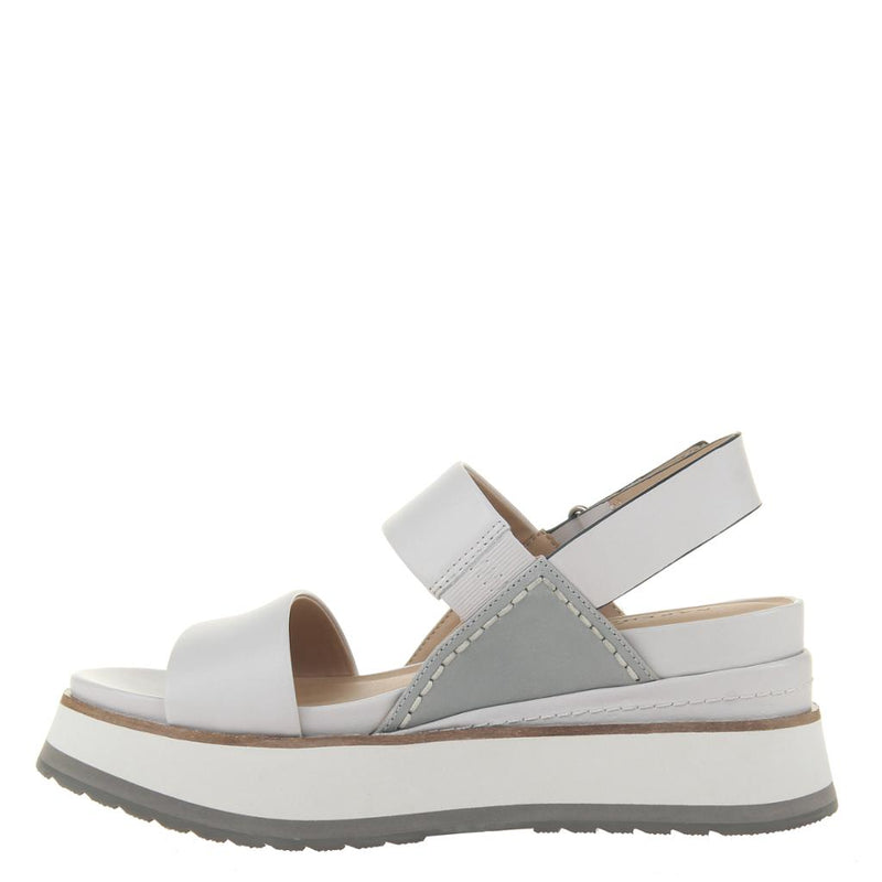 DIMENSION in MIST Wedge Sandals
