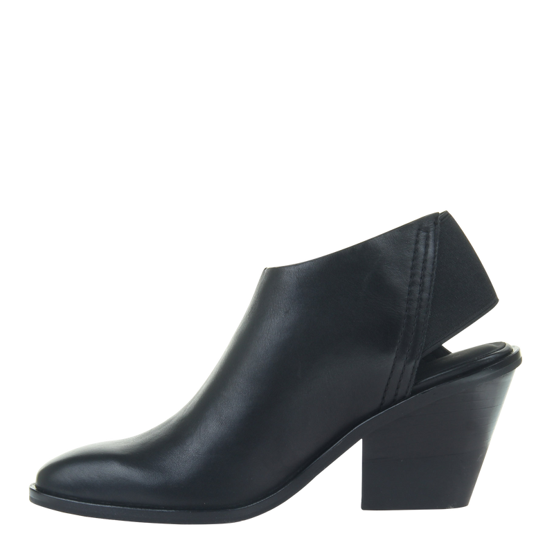 Womens boot Eros in Black left