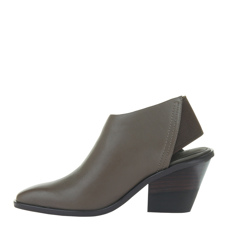 Womens boot Eros in Grey left