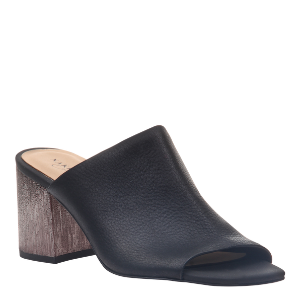 Womens Heel Harissa in Black
