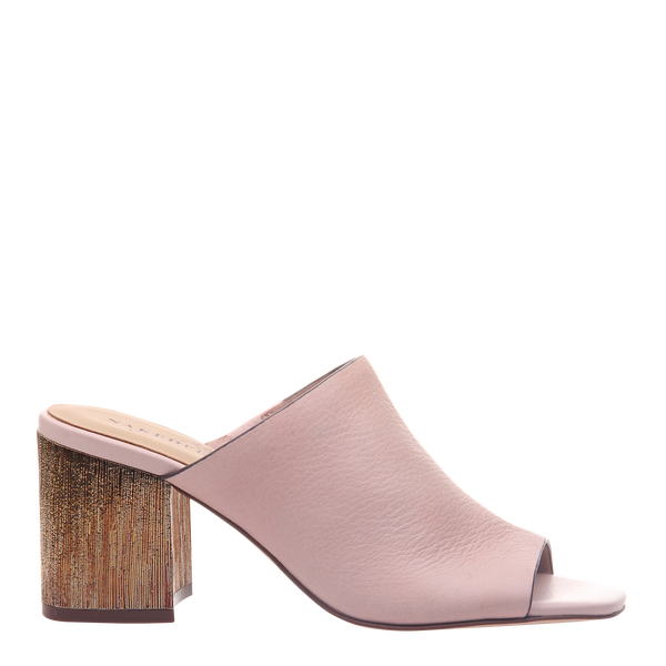 Womens Heel Harissa in Fake Pink right