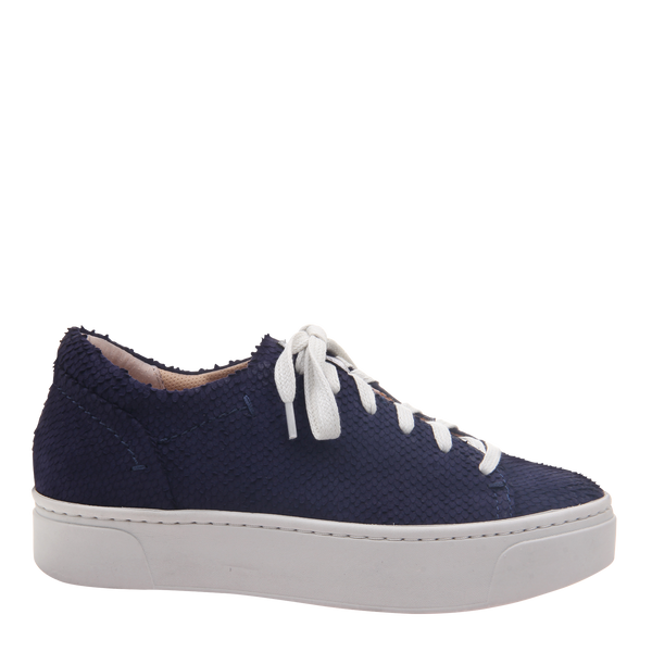 Womens Sneaker Helixx in Blue right