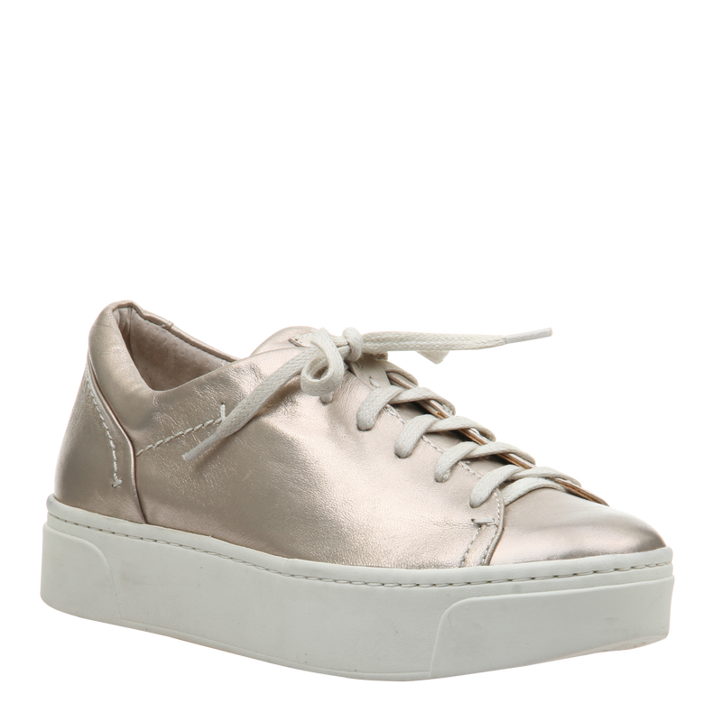 Womens sneaker Helixx in Soft Gold