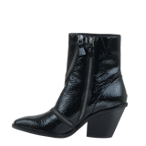 Womens boot Idas in Black left