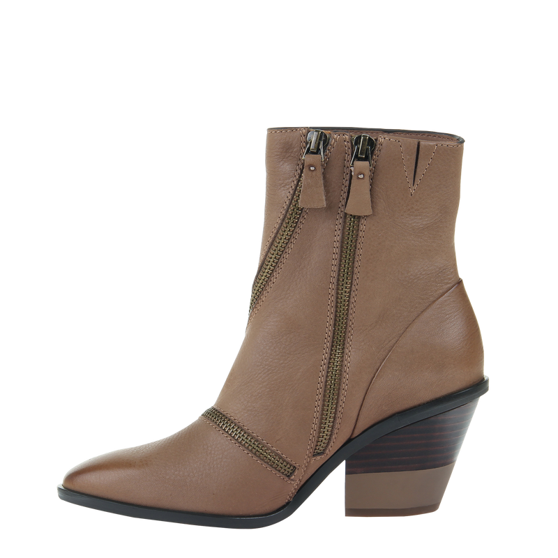 Womens boot Idas in Rubber left