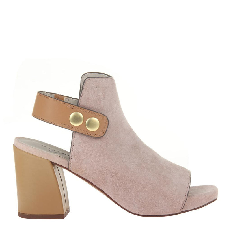 JUNO in MAUVE Heeled Sandals