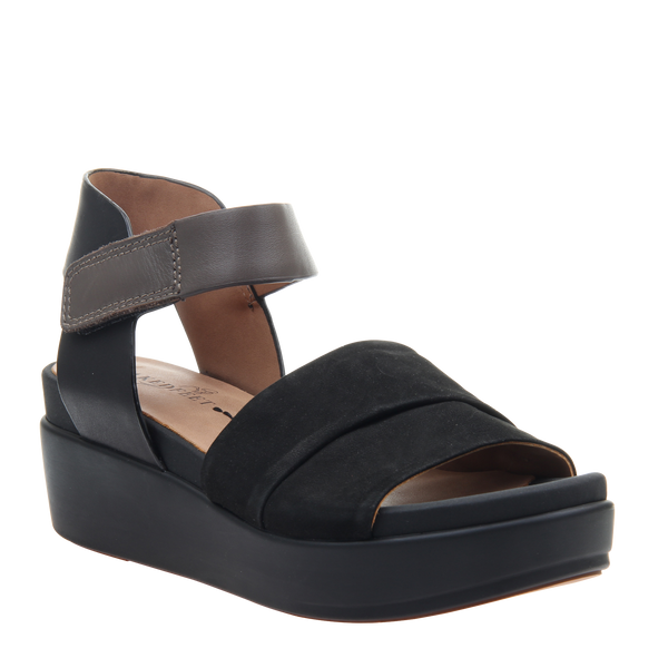 Womens sandal Koda in black