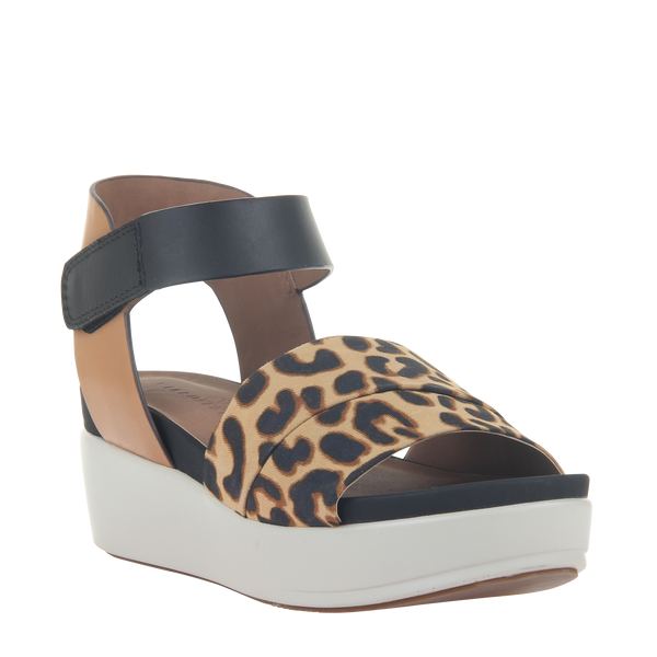 Womens sandal Koda in camel