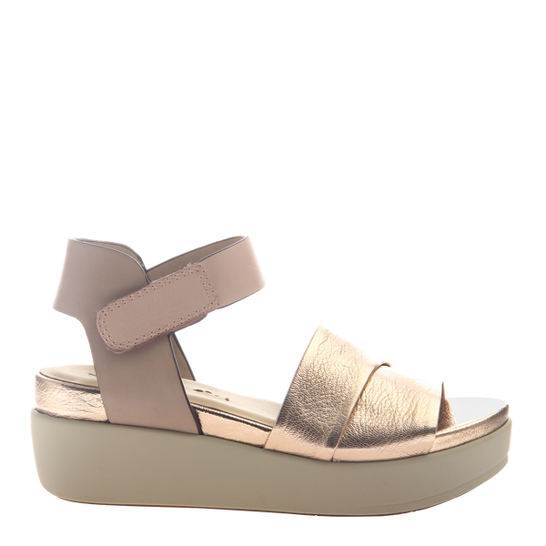 Womens sandal Koda in Copper right