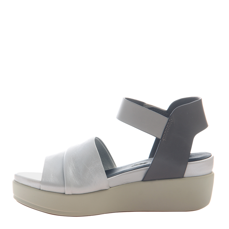 Womens sandal Koda in off white left