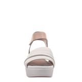 Womens sandal Koda in Sport White front