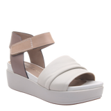 Womens sandal Koda in Sport White