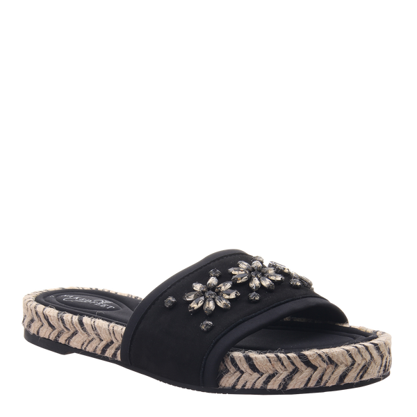 Womens sandal Koyo in black