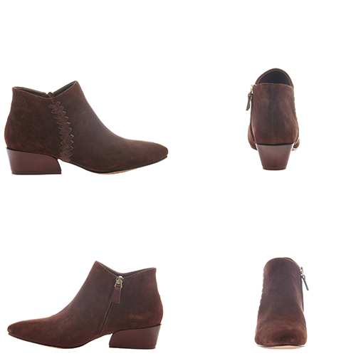 PEONY in MUSCAT Ankle Boots
