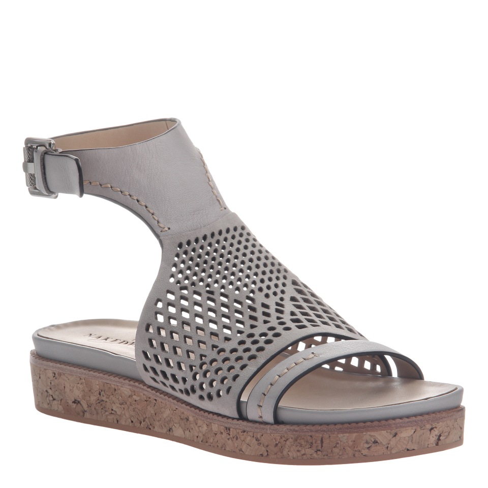 Naked Feet women's sandal aries in cloudburst