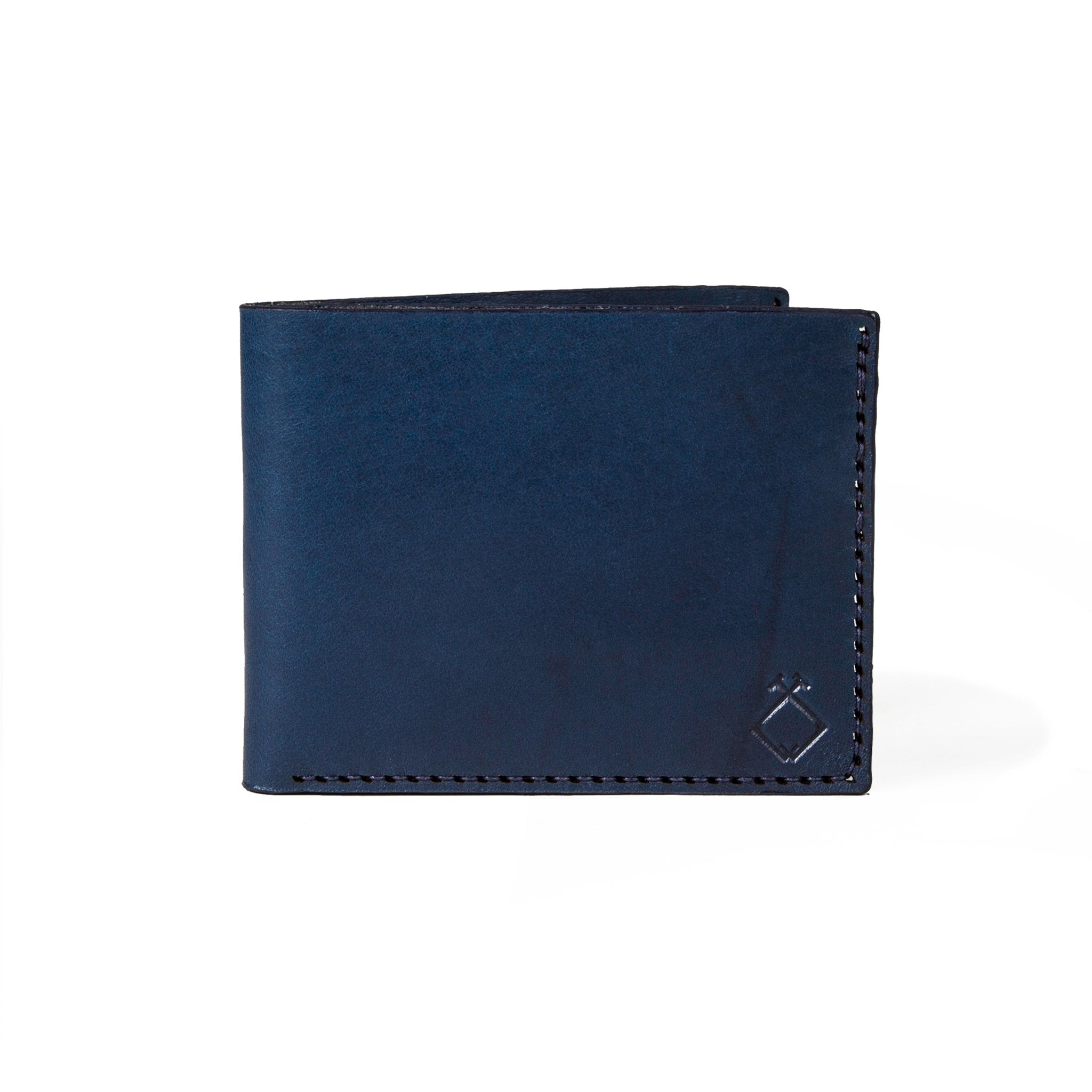 The Detour - Horween Navy Pebbled Essex - Lajoie