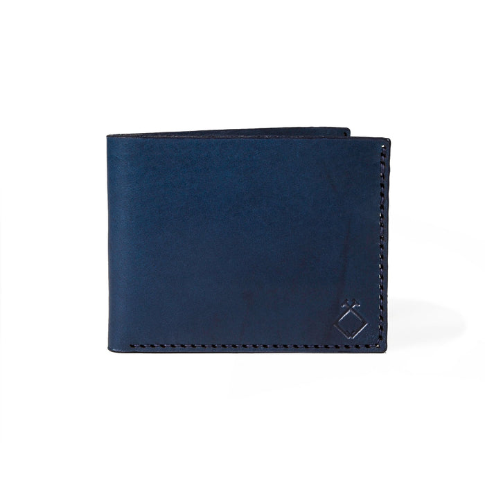 The Detour - Horween Navy Pebbled Essex