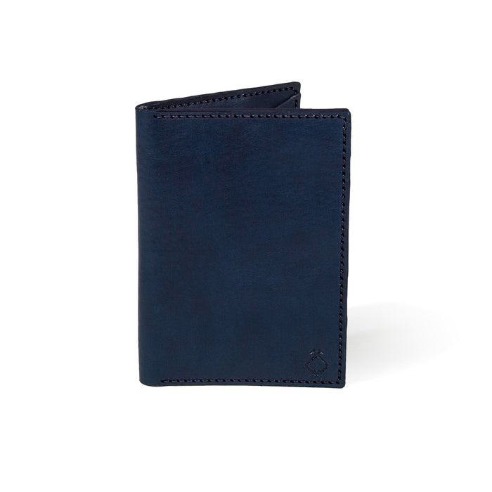 The Nomad - Horween Navy Pebbled Essex - Lajoie