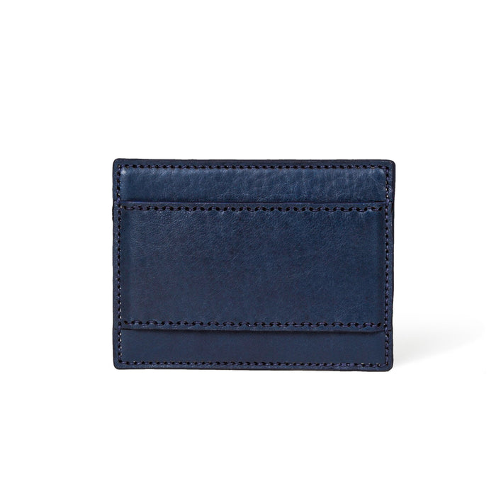 The Decoy -  Horween Navy Pebbled Essex - Lajoie