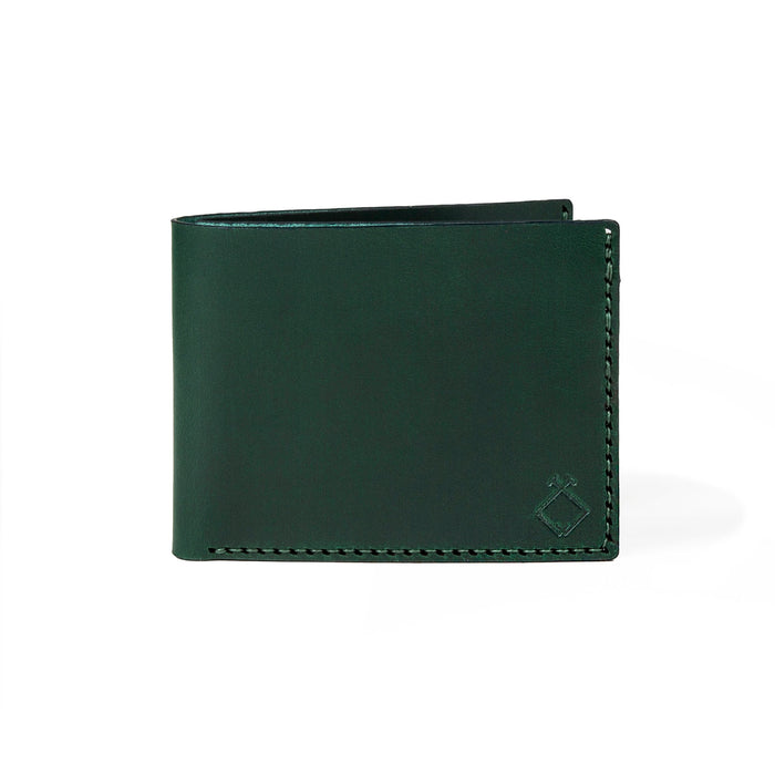 The Detour - Horween Green Cavaliere.