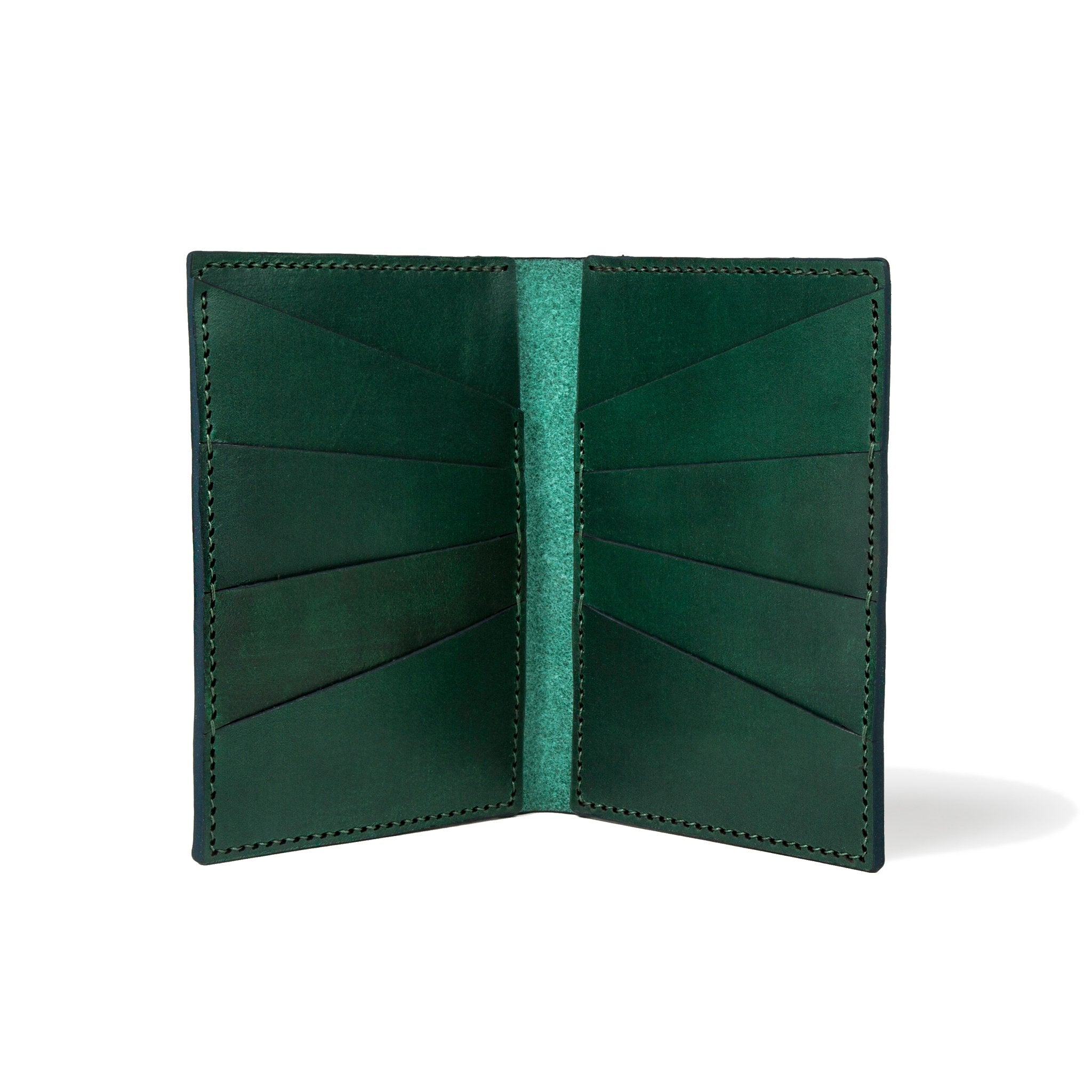 The Nomad - Horween Green Cavaliere