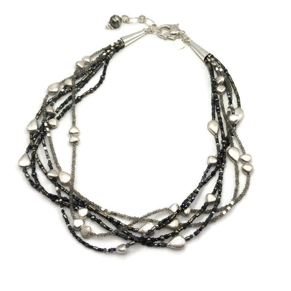 The Graycie Necklace - Van Der Muffin's Jewels - 1