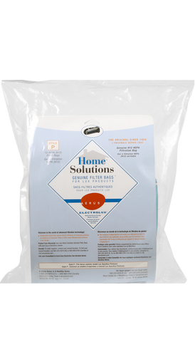 (Style P) 12 Pack Home Solutions Synthetic Filter Bags
