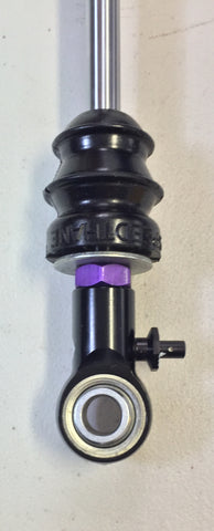 Base Valve Adjustable - Threaded Body Single Adjustable