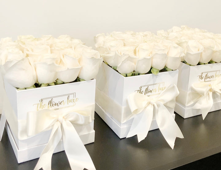 Classic Luxe- FRESH CUT ROSES