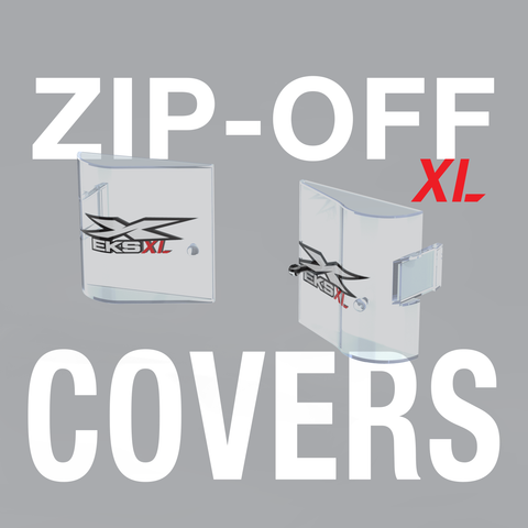 Zip-Off XL Replacement Canister Covers