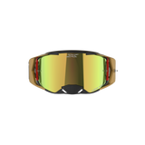 Lucid Goggle Metallic Gold & Black - Gold Mirror