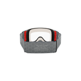 Lucid Goggle Stealth Grey - Clear Lens