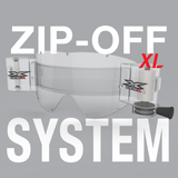 Zip-off XL System for EKS-S goggle