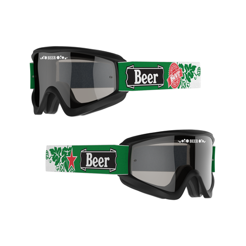 "Beer Goggles Dry BEER Limited Edition ""Heiny"""