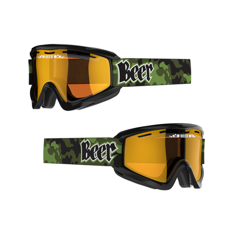 "Beer Goggles Cold BEER ""Hunter"""