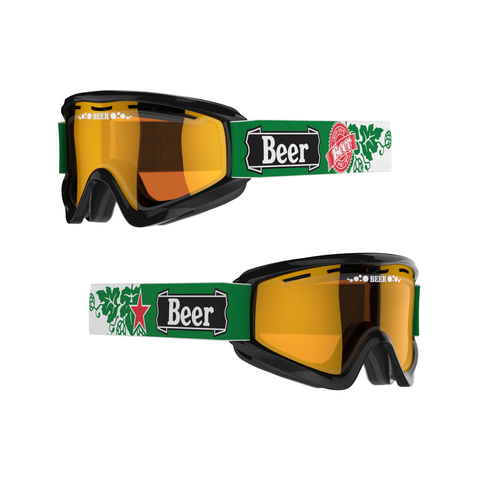 "Beer Goggles Cold BEER Limited Edition ""Heiny"""