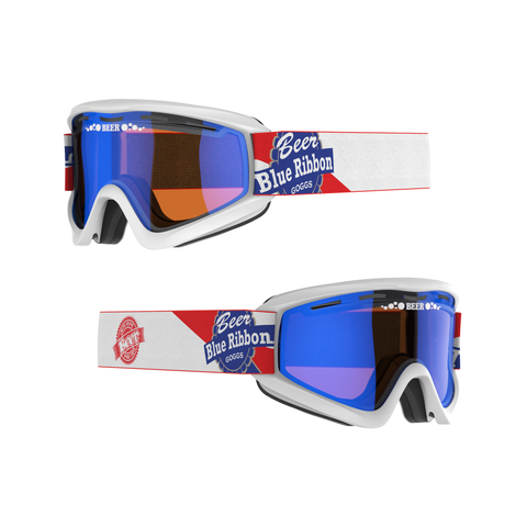 "BEER GOGGLES COLD BEER ""PBR"""