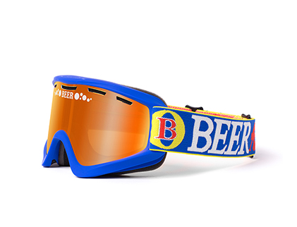 "Beer Goggles Cold BEER Limited Edition ""Fosty"""