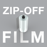 EKS Brand Zip-Off Film Refills