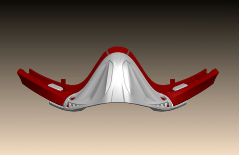 EKS Brand GOX Nose Guard