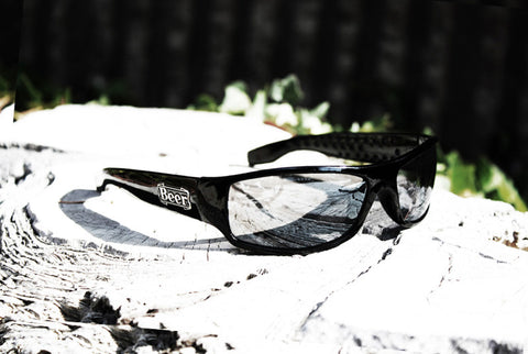 """Taxi Needed"" Sunglasses (Black)"