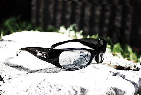 """Ten At Two"" Sunglasses (Black)"