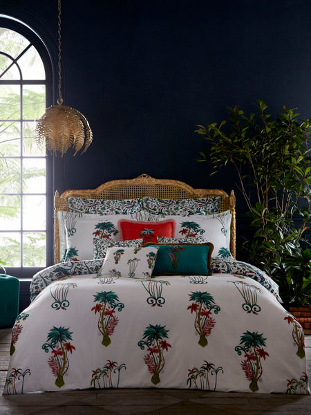 Set Duvet Jungle Palms