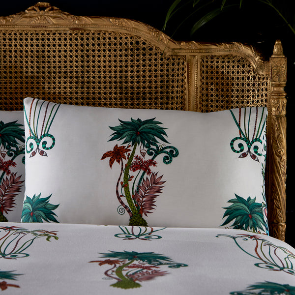 Set de Dos Almohadas Jungle Palms