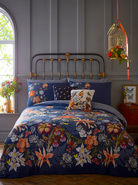 Set Duvet Botanical